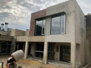 Another House Before Rendering
